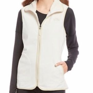 NWT The North Face Mosswood Fleece Women's Vest